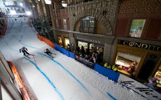ski race stmoritz
