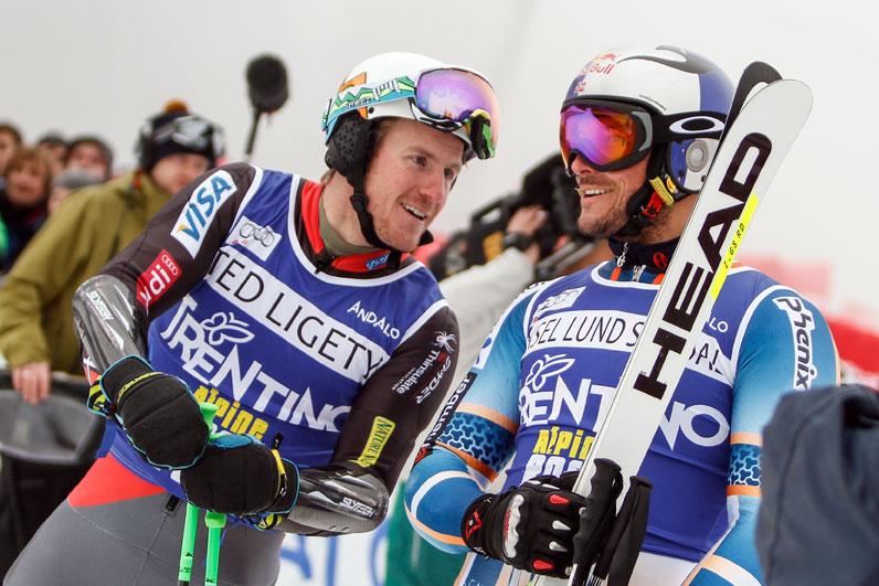 Alpine Rock Fest: I campioni dello sci si sfidano sulle piste di Andalo