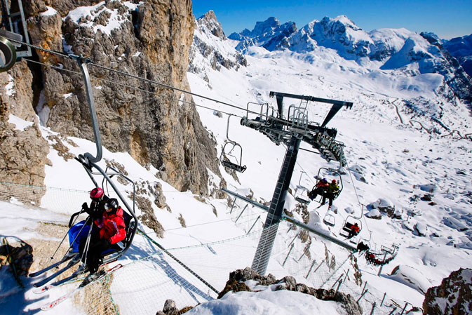 Apertura impianti Dolomiti Superski: i primi ad aprire sono Cortina e Plan de Corones