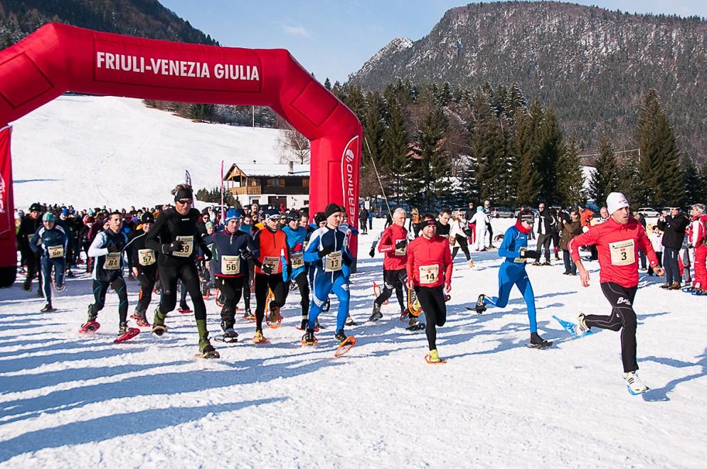 Ciaspolissima 2015, in programma il 24 e 25 gennaio sulle nevi di Malborghetto-Valbruna