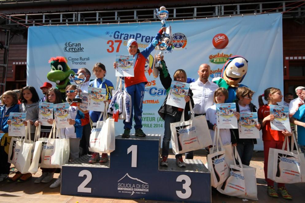 Al via il Gran Premio Giovanissimi 2015