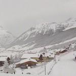 neve alpi 50cm