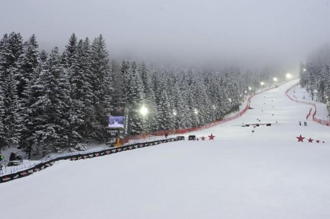 sci notturna Paganella Ski