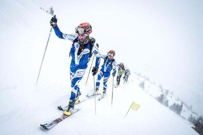 Matteo Eydallin e Damiano Lenzi vincono la 32^ edizione della Transcavallo