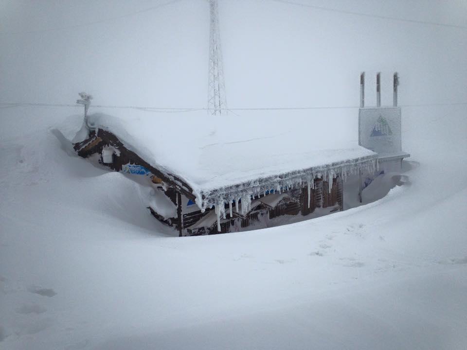 Le incredibili Foto della Nevicata Record in Abruzzo e Molise