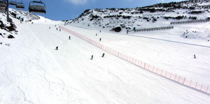 Andalo Sciare a Pasqua