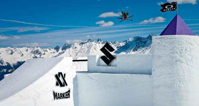 castello livigno evento snowboard 2015