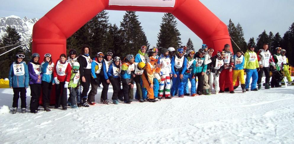 Ski Baiting Team Cup, sabato 21 sulle nevi della Paganella
