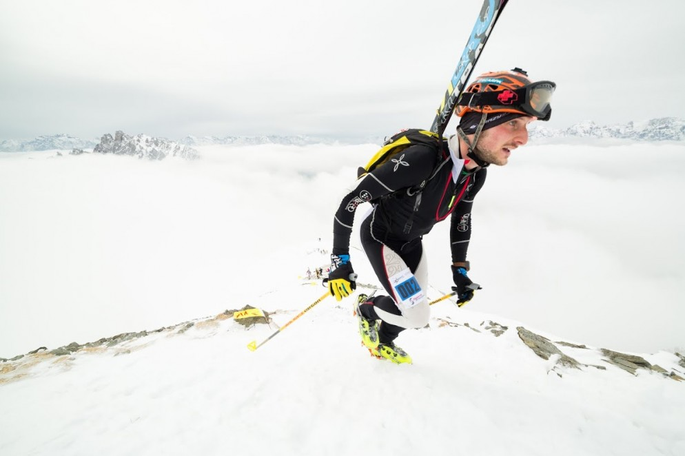 Filippo Beccari e Roberto De Simone vincono Pitturina Ski Race
