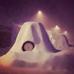 Auto sommerse dalla Neve - Prato Nevoso