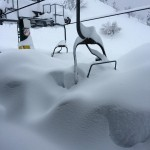 Super nevicata a prato nevoso