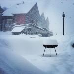 Nevicata a Prato Nevoso