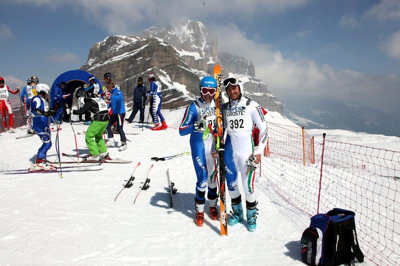 Super Grostè 2015, lo slalom che chiude la stagione a Madonna di Campiglio