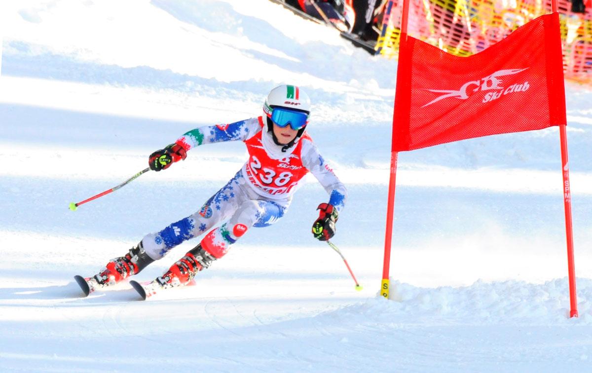 Gran Premio Giovanissimi: 1600 Bambini sulle nevi di Aprica per il Trofeo Silver©care.