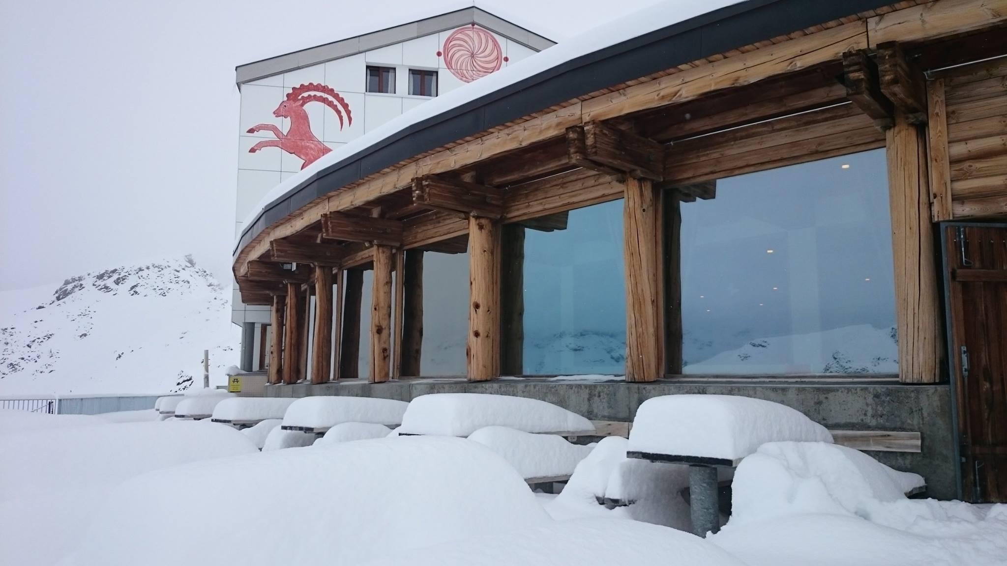Neve fresca per Ultimo weekend di Sci al Diavolezza