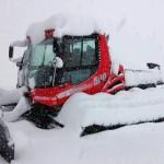 Maggio Invernale: Sulle Alpi fino a 50cm di neve, fiocchi a 1200 metri