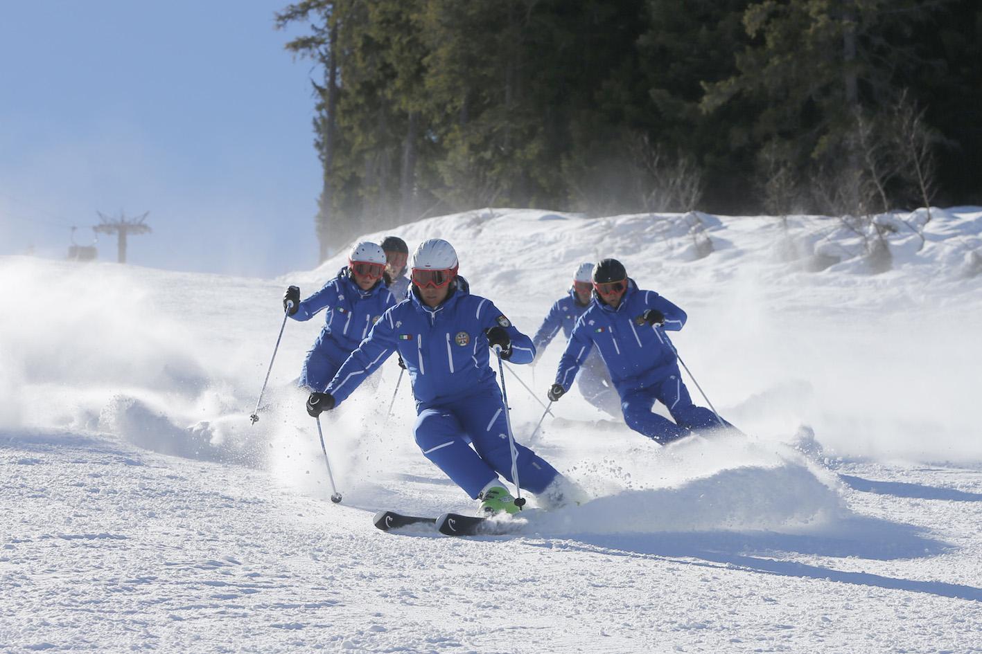 AMSI: tra una settimana al via l'Interski 2015 sulle nevi dell'Argentina