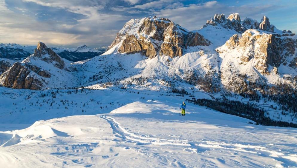 Cortina è la migliore località sciistica secondo l'osservatorio Skipass Panorama Turismo