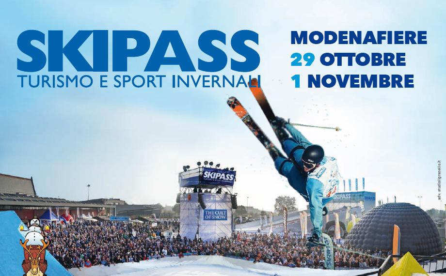 Buono Sconto per il biglietto ingresso a Skipass Modena 2015
