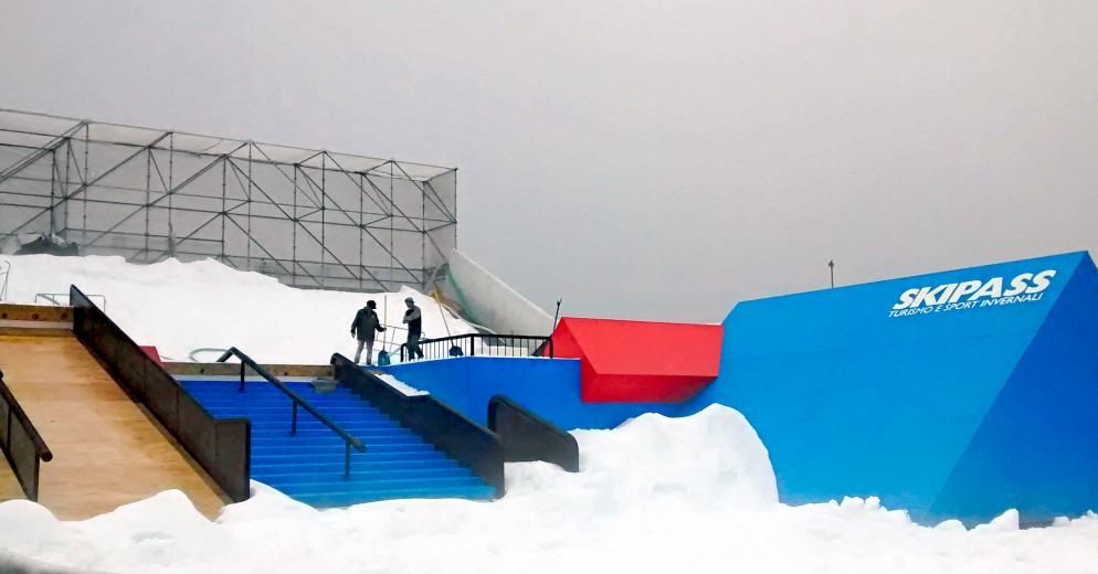 Report da Modena: tutto pronto per Skipass 2015