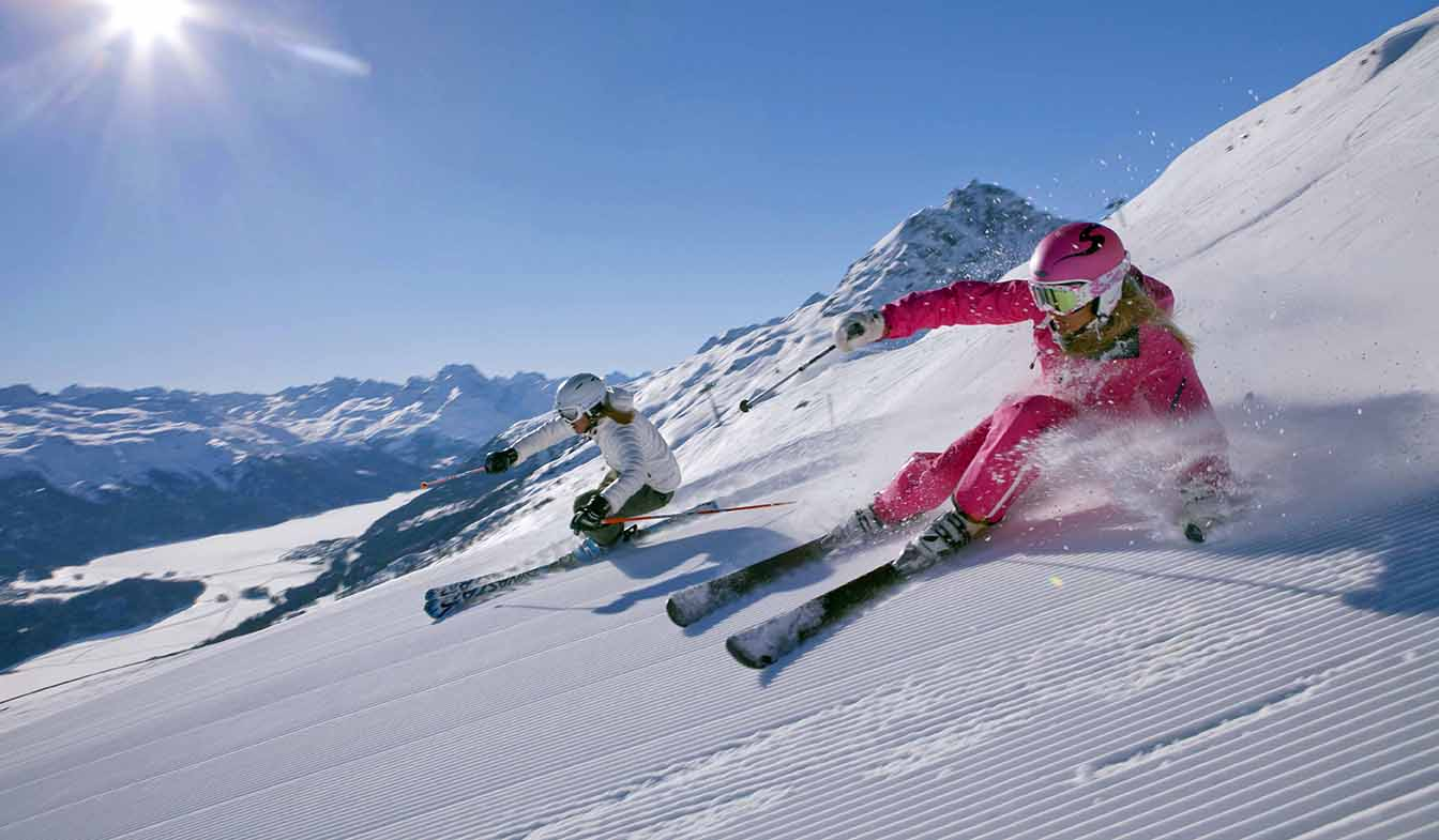 Big Opening a St. Moritz con la City Race ed il test materiali