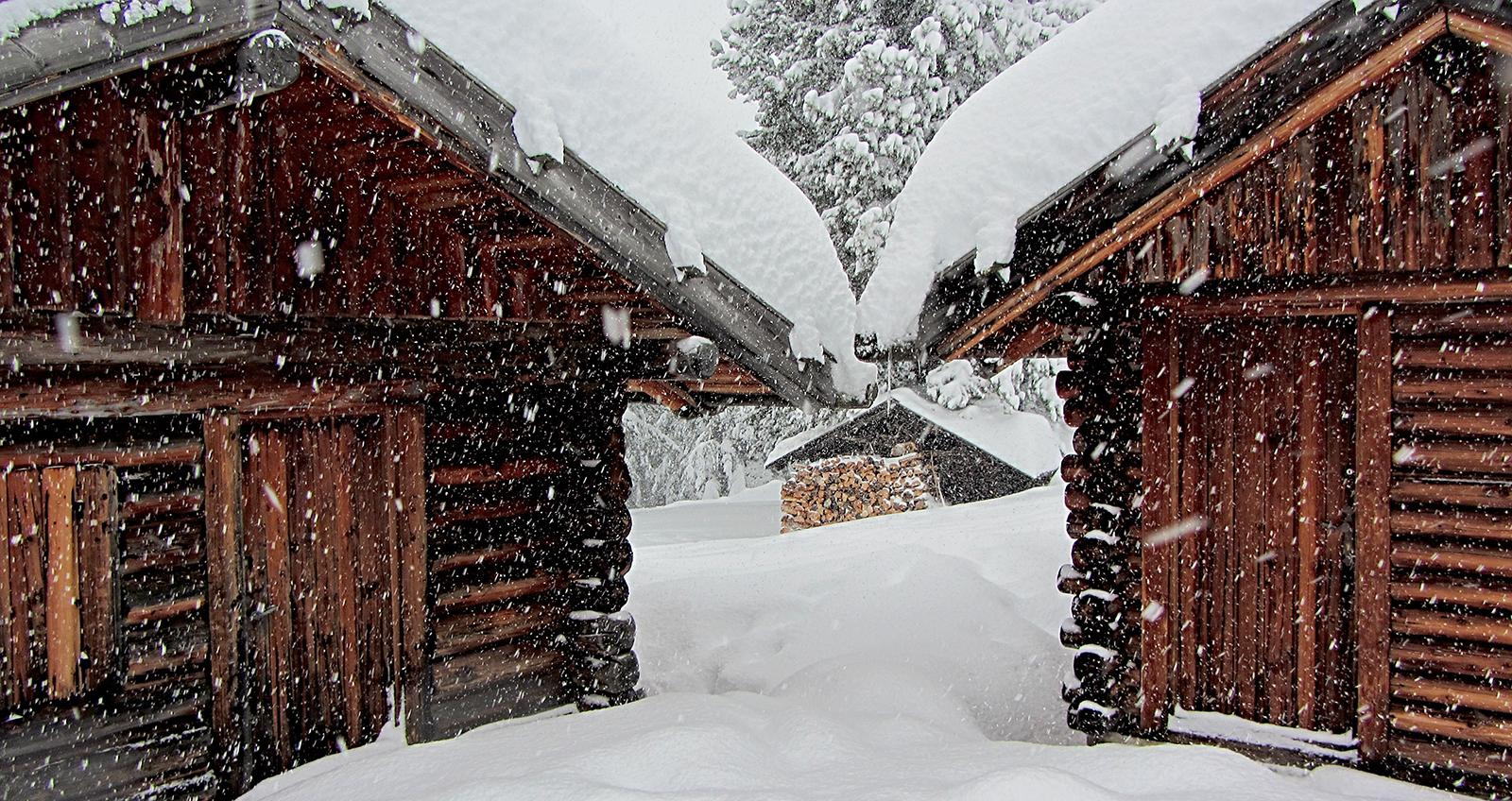 Neve e gelo in arrivo su Alpi ed Appennini, l'inverno è alle porte!