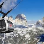 Val di Fassa: sabato 19 dicembre apre la nuova funivia Alba – Col dei Rossi