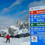 Dolomiti: domenica 13 dicembre apre anche il Sella Ronda