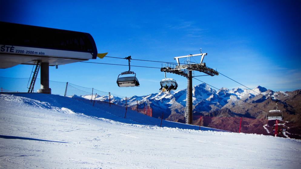Allarmismo ingiustificato, si scia benissimo, piste ottime anche con la neve artificiale