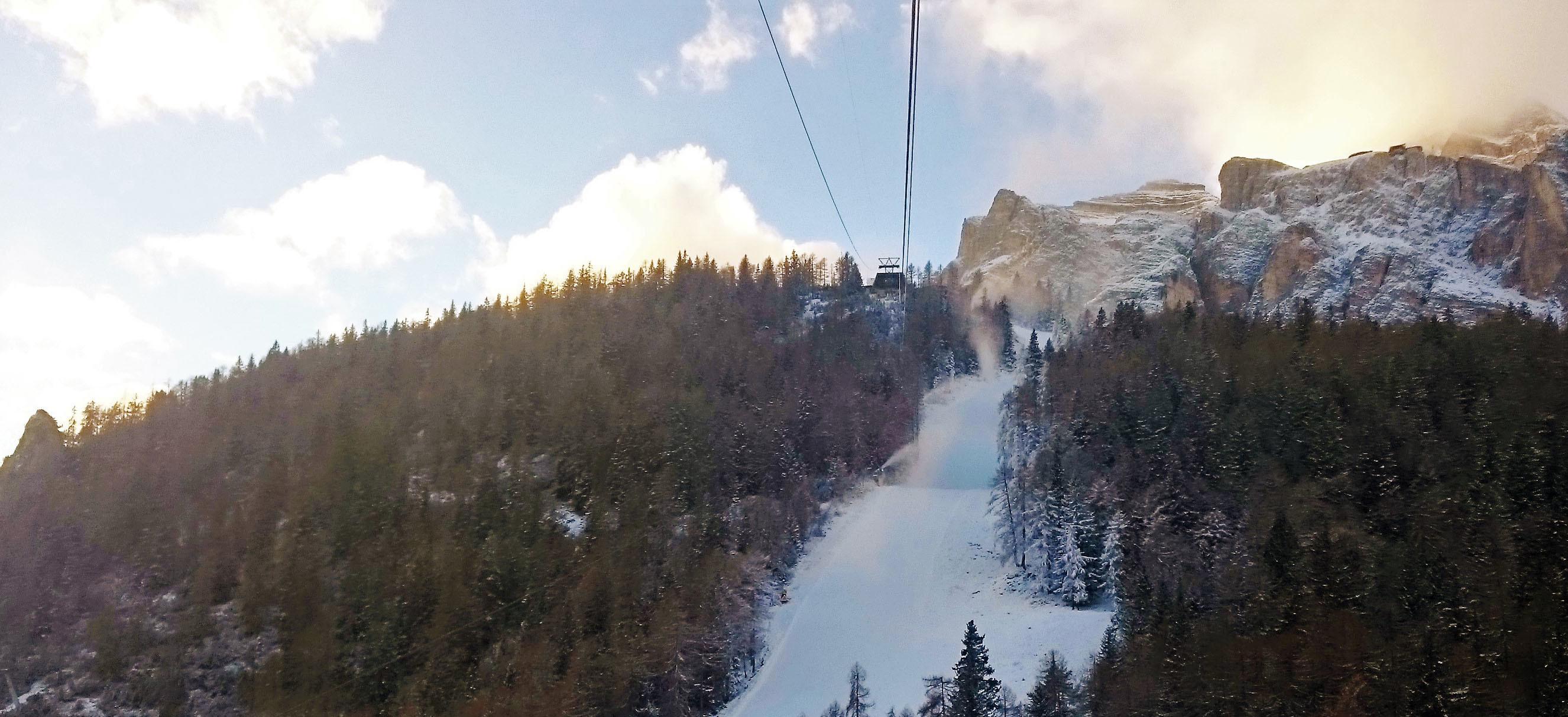 Anniversario Olimpiadi di Cortina: si ricorda l'impresa di Tony Sailer sulla pista a di Col Drusciè