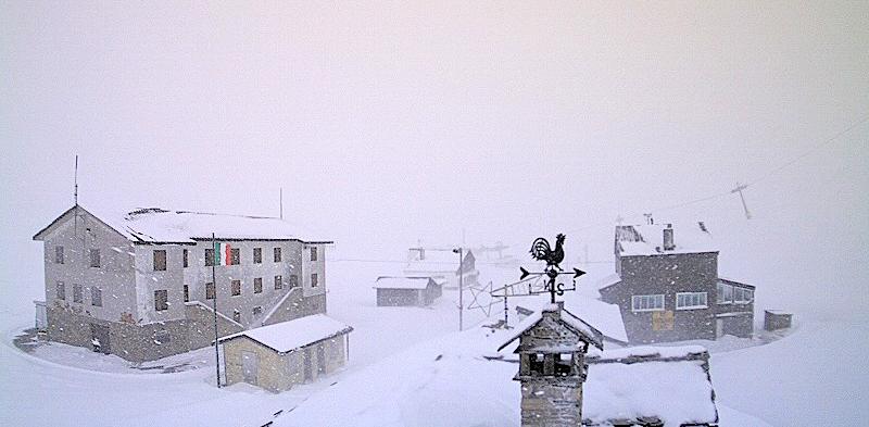Situazione neve sbloccata, previste Nevicate fino all'Epifania