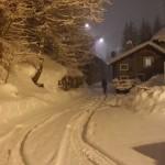 Neve Cervinia 30 gennaio 2016