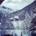 Cabinovie innevate Adamello Ski