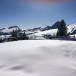 Paesaggio innevato Cermis Trentino - Credits Elisa Sommavilla
