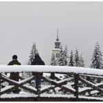 Nevicata Monterosa Ski