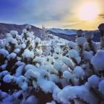 Livigno luce e neve