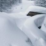 Livigno nevicata