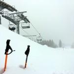 Nevicata - Impianti Bardonecchia