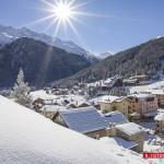 Paese - Nevicata a santa caterina Valfurva - by Ufficio Turistico Santa Caterina Valfurva