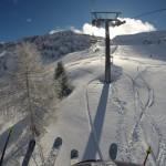 Paganella Ski neve marzo 2016