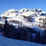 Piste innevate in Alta Badia - by Consorzio turistico Alta Badia
