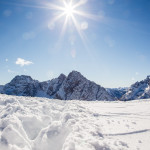 Cime innevate a Sappada Dolomiti - copyright Studio WLTP