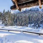 Neve fresca Sappada Plodn Dolomiti - Inverno nelle dolomiti - copyright Studio WLTP