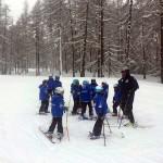 Ski Team a Bardonecchia