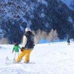 Snowboard - Bardonecchia