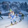 Tutto pronto per il Sellaronda Skimarathon, in 1200 affronteranno i 4 passi Dolomitici