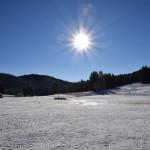 neve ad ottobre - zona Roana