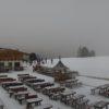 Ritorna la neve sulle Dolomiti: Foto della Val Gardena innevata