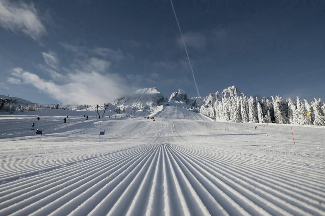 Prima Apertura Impianti sulle Dolomiti: sabato apre Passo Monte Croce