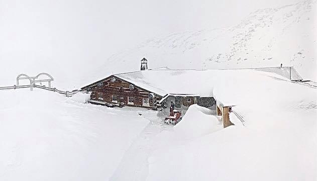 foto solda nevicata